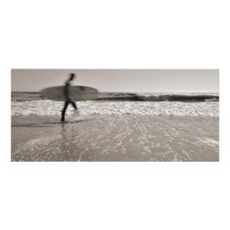 Surfer Rack Card Design
