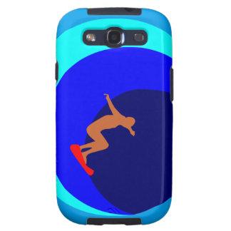 Surfer Samsung Galaxy SIII Case