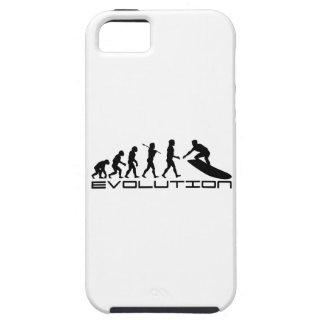 Surfer Surfing Sport Evolution Art iPhone 5 Case