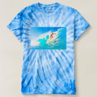 Surfer Tie Dye tshirt