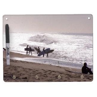 Surfers Dry Erase Board