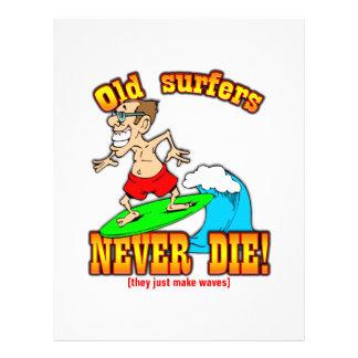 Surfers Flyer Design
