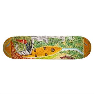 Surfer's Garden Skate Board Decks