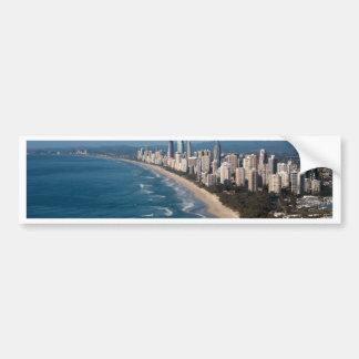 Surfers Paradise Gold Coast Queensland Australia Bumper Stickers