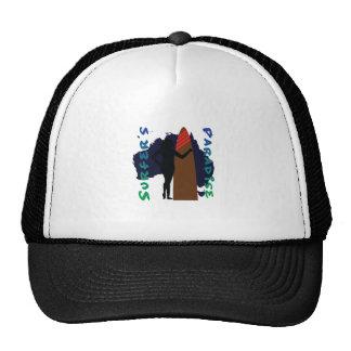 surfer's paradise trucker hat