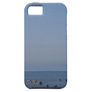 surfers waiting a wave iPhone 5 covers