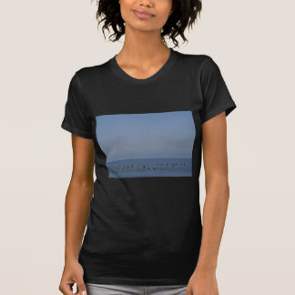 surfers waiting a wave T-Shirt