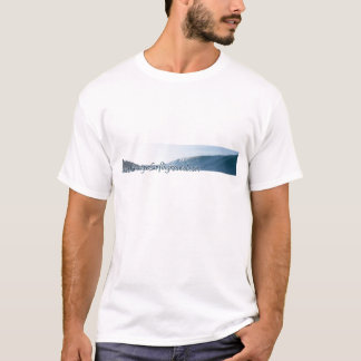 Surfer's Wave in Nicaragua T-Shirt