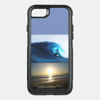 Surfin Free Serenity OtterBox Commuter iPhone 8/7 Case