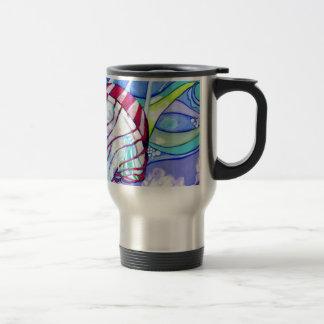 Surfin Jelly Travel Mug