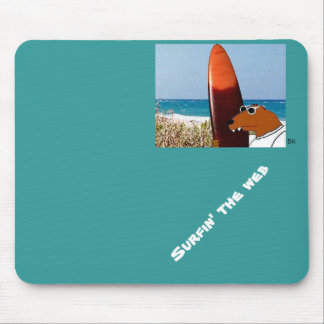 Surfin Mousepad
