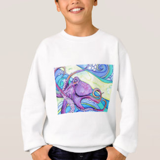 Surfin Octopus Sweatshirt
