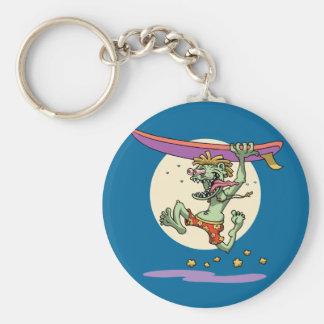 Surfin' Stu Keychain