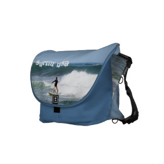 Surfin' USA Commuter Bag