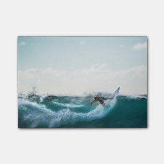 Surfing 11 post-it notes