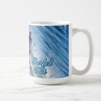 Surfing 12 coffee mug