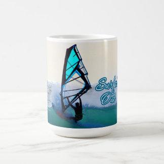Surfing 15 coffee mug