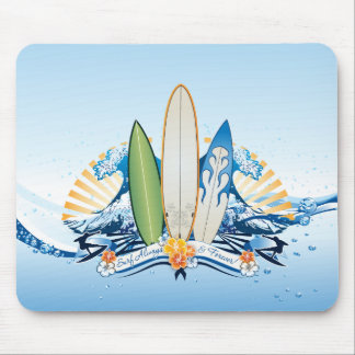 Surfing 2 Mousepad