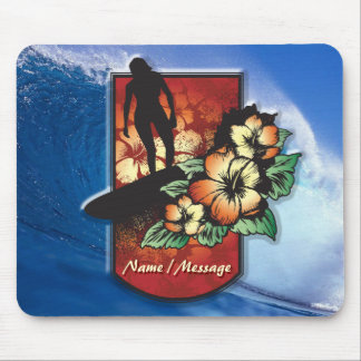 Surfing 3 Mousepad