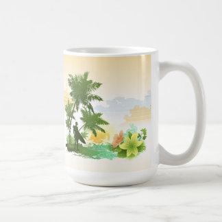 Surfing 6 coffee mug