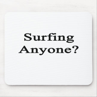 Surfing Anyone? Mouse Pads