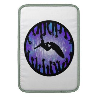 SURFING AT DUSK MacBook AIR SLEEVES