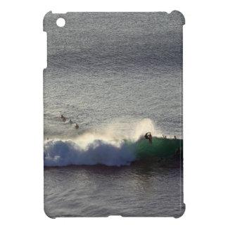 Surfing Bali perfect wave iPad Mini Cover