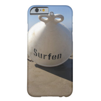 Surfing Barely There iPhone 6 Case