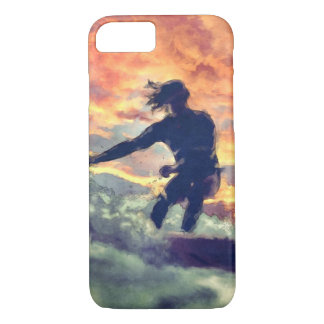 Surfing Case-Mate iPhone Case