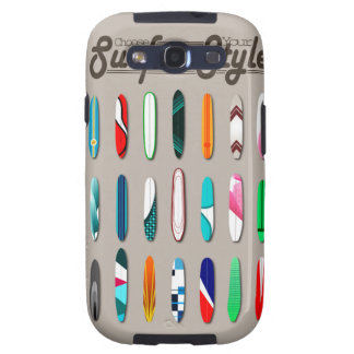Surfing Choose you surfer style Galaxy SIII Cover