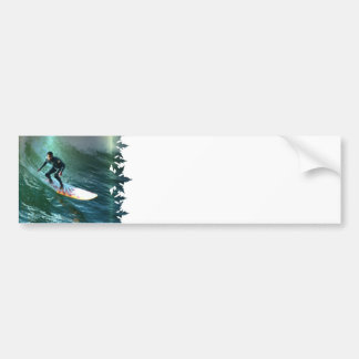 Surfing Competition Bumper Stickers