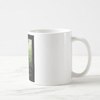 Surfing_Demotivational Poster Classic White Coffee Mug