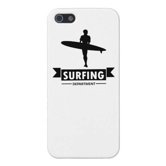 Surfing Department iPhone 5/5S Cover