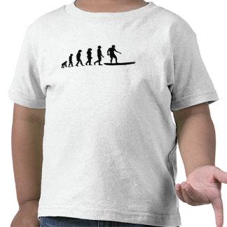 Surfing Evolution Tshirt