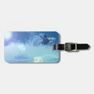 Surfing Extreme Luggage Tag
