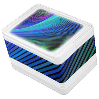 Surfing in a magic wave