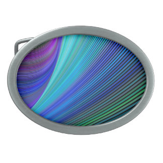 Surfing in a magic wave belt buckles