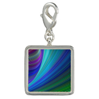 Surfing in a magic wave charms