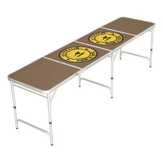 SurfinginAustralia Beer Pong Table