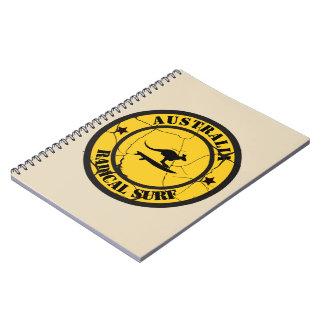 SurfinginAustralia Notebook
