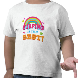 Surfing Is the Best T Shirts
