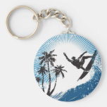 Surfing Keychains