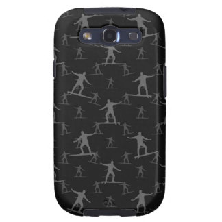 Surfing Motif Pattern Samsung Galaxy S3 Cases