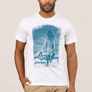 Surfing Nicaragua T-Shirt