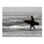 Surfing OBX Postcards