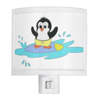 Surfing penguin nite lites