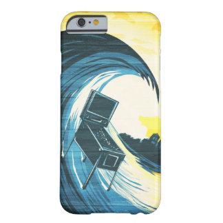 Surfing Pinball Machine Barely There iPhone 6 Case