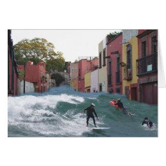 surfing quebrada card