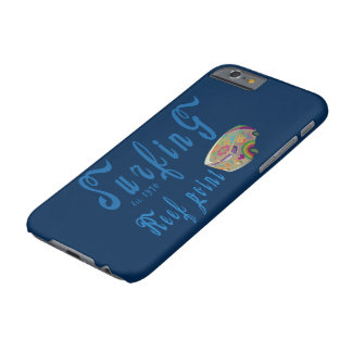 Surfing reef point barely there iPhone 6 case