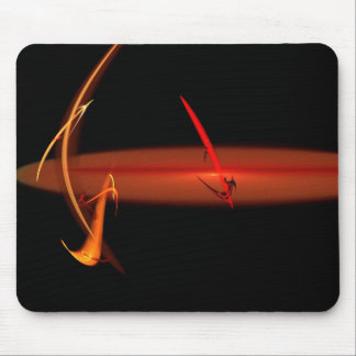 Surfing Summer Mouse Pad
